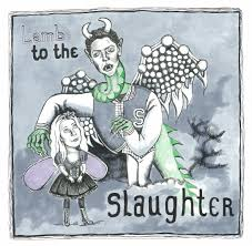 Image result for images of lambs slaughters