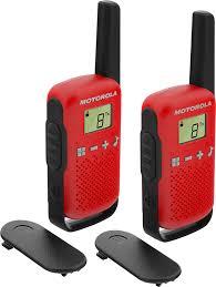 Яркие любительские <b>рации Motorola TALKABOUT T42</b>
