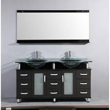 bathroom vanity 60 inch: incredible design bathroom vanities  double sink sinks for inch inches