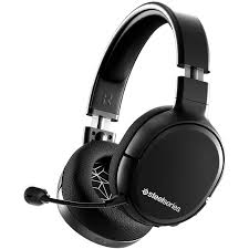 Купить <b>гарнитуру Steelseries Arctis</b> 1 Wireless Black в интернет ...
