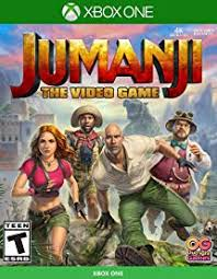 Jumanji: The Video Game - Xbox One: Bandai Namco ... - Amazon.com