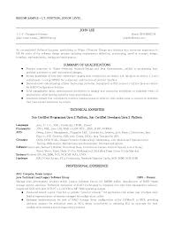 samples of job resume  seangarrette cosample resume for first job kgolpido