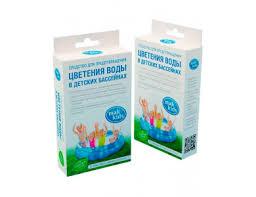 Средство для дезинфекции воды для детских бассейнов Дефлок ...