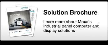 <b>Rugged</b> HMI <b>Panel</b> PCs and Displays | Moxa