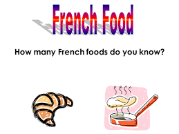 Image result for ks2 french food