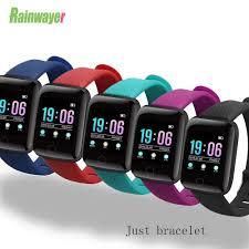 <b>Universal D13 D18</b> Smart Watch Strap 116Plus 115Plus ...