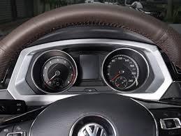 """<b>Окантовка панели приборов</b>, <b>ABS</b> Silver VW Tiguan """"17- - купить ..."""