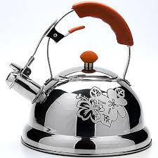<b>Чайник</b> со свистком <b>2.6л</b> Mayer&Boch MB-22792 - купить в ...