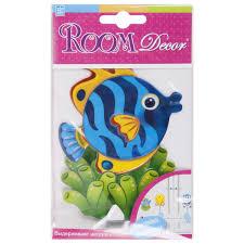 Наклейка-<b>крючок</b> «Рыбка» SHA0304 в Москве – купить по низкой ...