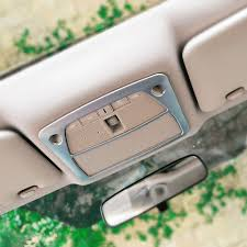 <b>Окантовка</b> на центральный <b>плафон освещения салона</b> Nissan X ...