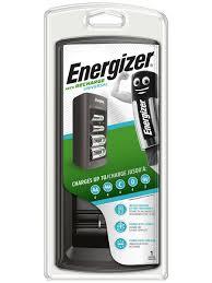 <b>Зарядное устройство Energizer Universal</b> (без аккумуляторов в ...