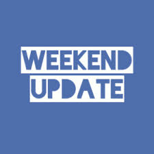 Image result for weekend update