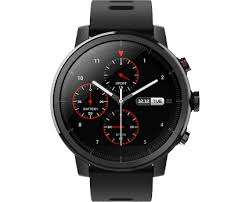 Умные часы <b>Amazfit Stratos</b> (<b>черные</b>)