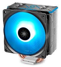 Устройство охлаждения(<b>кулер</b>) <b>DEEPCOOL GAMMAXX GT</b> BLACK