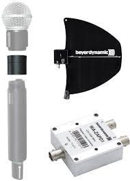Аксессуары для цифровой <b>радиосистемы beyerdynamic TG</b> 1000 ...
