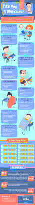 quiz are you a workaholic the muse infographic courtesy of wrike photo of workaholic courtesy of shutterstock