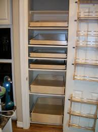 Kitchen Cabinet Slide Out Pantry Cabinet Pull Out Shelf Monsterlune