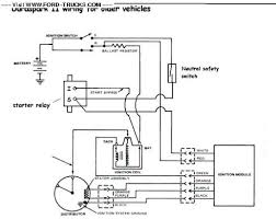 duraspark ii ignition module ford truck enthusiasts forums here a schematic of what was mentioned on post 2 3