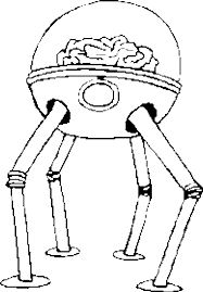 Small Picture robot coloring pages Robot Coloring Pages For Kids Free Online