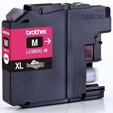 <b>Картридж Brother LC565XLM</b>, пурпурный, для струйного ...