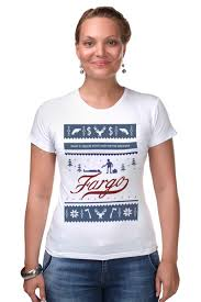"""Футболка Стрэйч """"<b>Fargo</b> (<b>Фарго</b>)"""" #634760 от coolmag - <b>Printio</b>"""