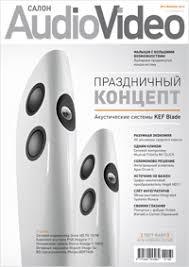 Содержание #1/2012 | журнал SalonAV
