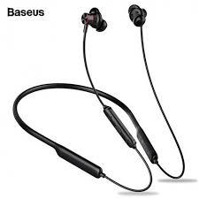 Bluetooth Headset Baseus Encok W02 Truly black ... - CyTechnology