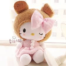 holiday sale birthday gift super cute lovely sweet cookies cat plush ...