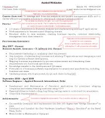 good resume writing formatresume samples by type of job and resume format expert cv advice sample of a good