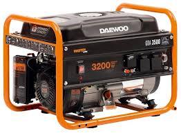 <b>Бензиновый генератор</b> Daewoo Power Products GDA <b>3500</b> (2800 ...