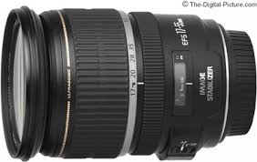 <b>Canon EF</b>-<b>S 17</b>-<b>55mm f</b>/<b>2.8</b> IS USM Lens Review
