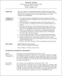 resume examples manager resume objective examples  vice  resume examples s business manager resume objective examples summary of experience and education in