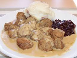 Image result for ikea swedish meatballs