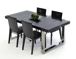 kennedy modern walnut dining table