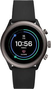 Fossil <b>Men's Smart Watch</b>, smoke - <b>SPORT</b>: Amazon.de: Uhren