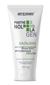 <b>Бальзам</b> Белкосмекс Panthenol+Collagen для <b>тонких и</b> лишенных ...
