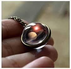 Womens Pendant Necklaces New Nebula Galaxy ... - Amazon.com