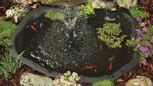 diy patio pond: simple outdoor pond via miy relaxing diy outdoor ponds simple outdoor pond via miy