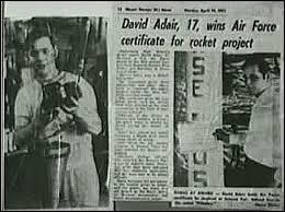 Area 51, David Adair at 17, UFO, ETs, Alien Abduction