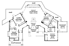 Lodge Style House Plans   Sandpoint     Associated Designs    Lodge Style House Plan   Sandpoint     Floor Plan