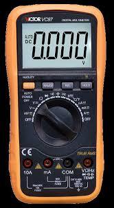 Цифровой <b>мультиметр Victor VC97</b>