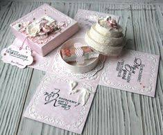 """<b>Подарочный набор</b> """"Золото"""": открытка + коробочка для денег ..."""