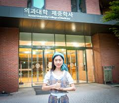 YONSEI University, Seoul, <b>Korea</b>