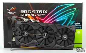 Обзор <b>видеокарты ASUS</b> ROG Strix <b>GeForce RTX</b> 2060 OC ...