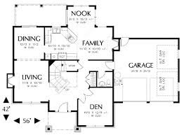 Bedroom House Plans Page square feet  bedrooms  ½ batrooms  parking space