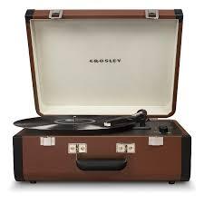 <b>Crosley Portfolio</b> Portable Brown CR6252A-BR. Цена, отзывы ...