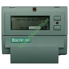 Купить Электросчетчик Меркурий 200.02 5-60А/220В кл.т.1,0 ...