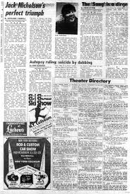 jack nicholson stars in one flew over the cuckoo s nest ny new york daily news one flew over the cuckoo s nest review