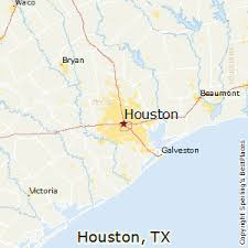 best places to live in houston texas houston texas map