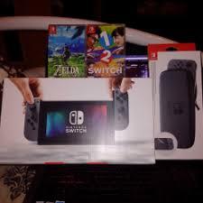 Отзывы о <b>Игровая приставка Nintendo Switch</b>